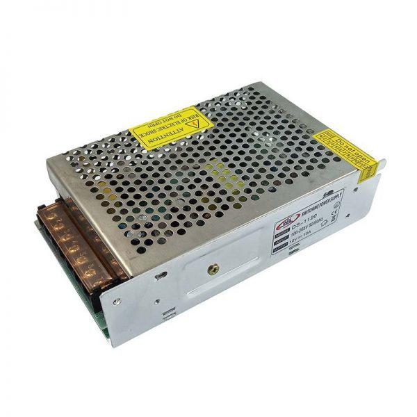 DS-1120 Switching Τροφοδοτικό 12V 10A 120W