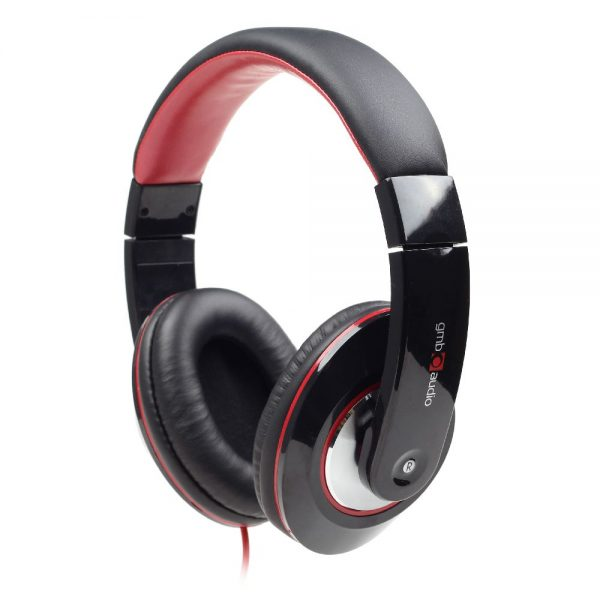 GEMBIRD Boston Stereo headset with Microphone