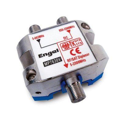 ENGEL Μίκτης/Combiner Επίγειας με Δορυφορικής λήψης MP7630V