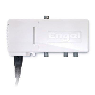 ENGEL Ενισχυτής Γραμμής VHF/UHF 25dB 102dBμV με φίλτρο LTE AM6140G5