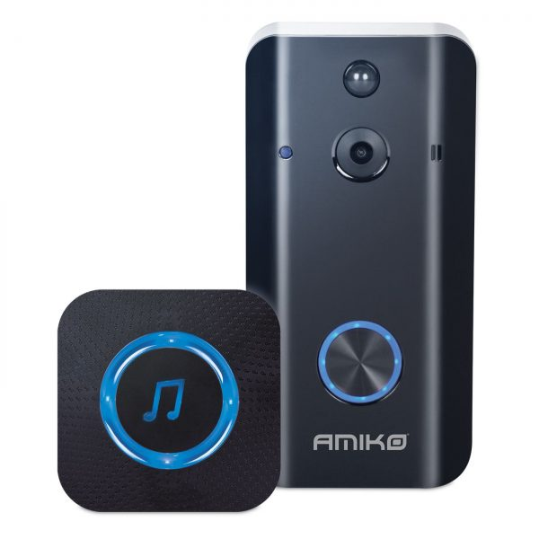 Amiko Home Smart Video Doorbell
