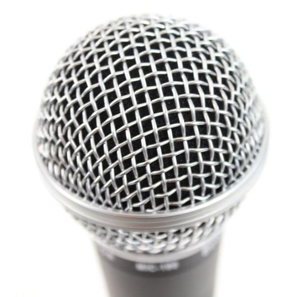 BOOMTONEDJ MIC100 Δυναμικό μικρόφωνο καρδιοειδούς διαγράμματος 2