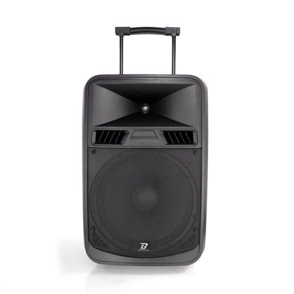 "Boomtone DJ Ενεργό PA Ηχείο 15"" με Τελικό Ενισχυτή 700W MOBILE15UHF 3"