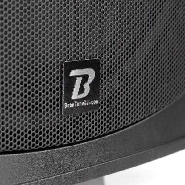 "Boomtone DJ Ενεργό PA Ηχείο 15"" με Τελικό Ενισχυτή 700W MOBILE15UHF 9"