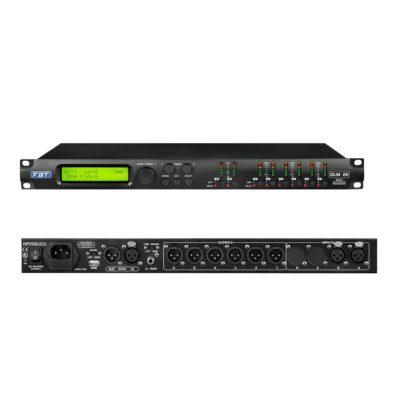 FBT DLM26 DSP επεξεργαστής ήχου με 2 εισόδους και 6 εξόδους