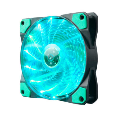 Marvo Scorpion FN-10 Case Fan 120mm 1200rpm Green