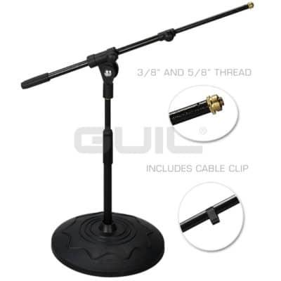 GUIL Γερανός μικροφώνου χαμηλού ύψους 49-65cm PM 14