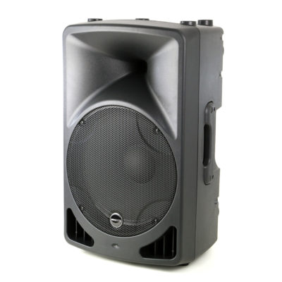 "INVOTONE EVO15A Ενεργό ηχείο δύο δρόμων με 15"" woofer, με MP3 USB player & δέκτη Bluetooth."