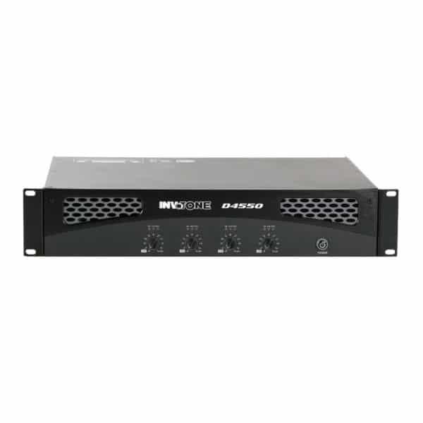 INVOTONE D4550 Ψηφιακός Τελικός Ενισχυτής 4x550Wrms 4Ω Class D