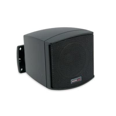 "MASTER AUDIO MB200TB Ηχεία 2.5"" 8Ω & 100V 10W, Μαύρα (Ζεύγος)"