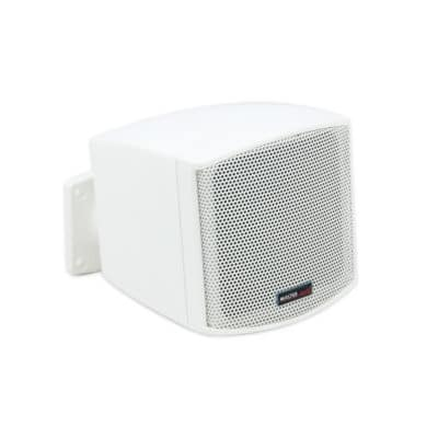 "MASTER AUDIO MB200TW Ηχεία 2.5"" 8Ω & 100V 10W, Λευκά (Ζεύγος)"