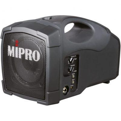 MiPRO MA-101C Φορητό ατομικό ηχητικό σύστημα, με ενισχυτή και ηχείο, 45W