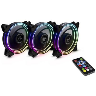 Alseye HALO 3.0 Case Cooler 12cm RGB Fan kit