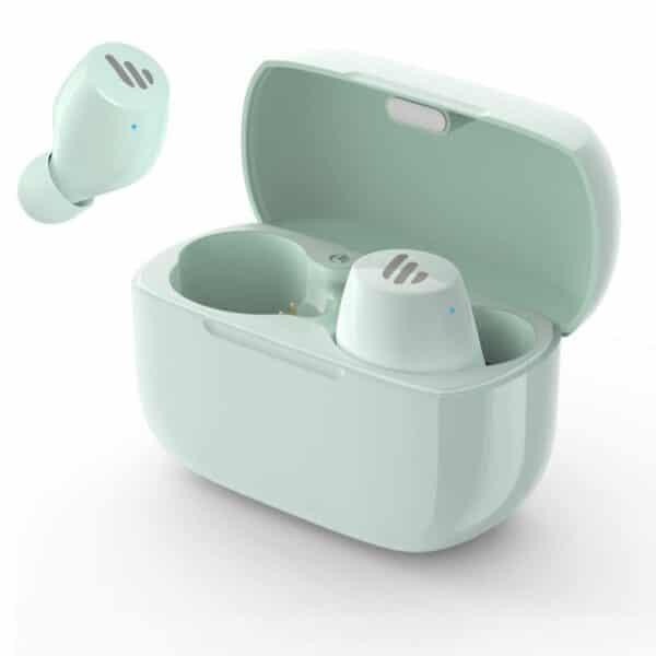Edifier TWS1 True Wireless Earbuds BT v5.0, Mint Green