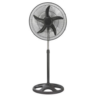 AIR MAKER Ανεμιστήρας με Ορθοστάτη 50cm 95W Mαύρος (AISF-2001)