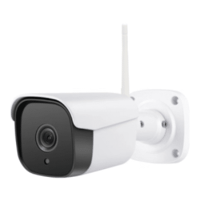 ANGA AQ-8102ISW IP Κάμερα WiFi ONVIF Bullet 2MP 1080P φακός 3.6mm 20M