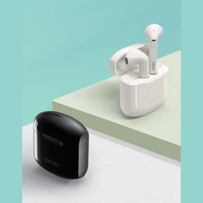 EDIFIER TWS200 True Wireless Stereo Earbuds Bluetooth v5.0 aptX, Black 8