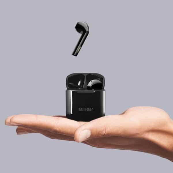 EDIFIER TWS200 True Wireless Stereo Earbuds Bluetooth v5.0 aptX, Black 9