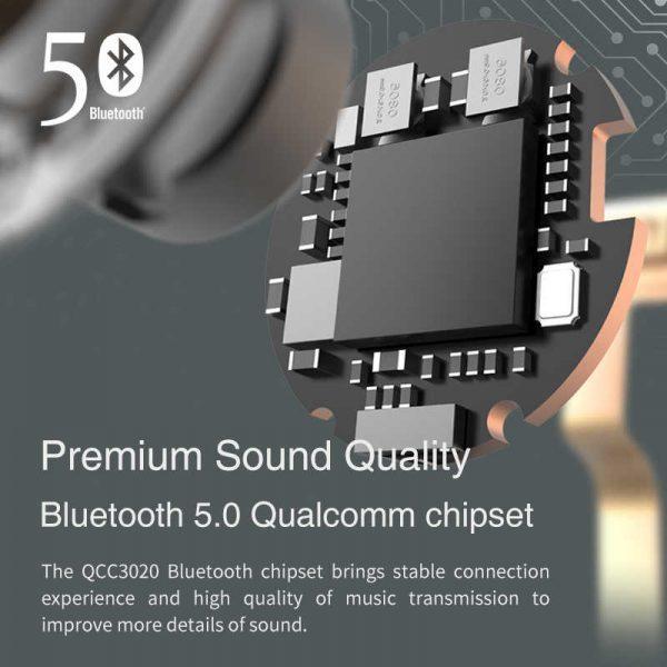 EDIFIER TWS200 True Wireless Stereo Earbuds Bluetooth v5.0 aptX, Black 2