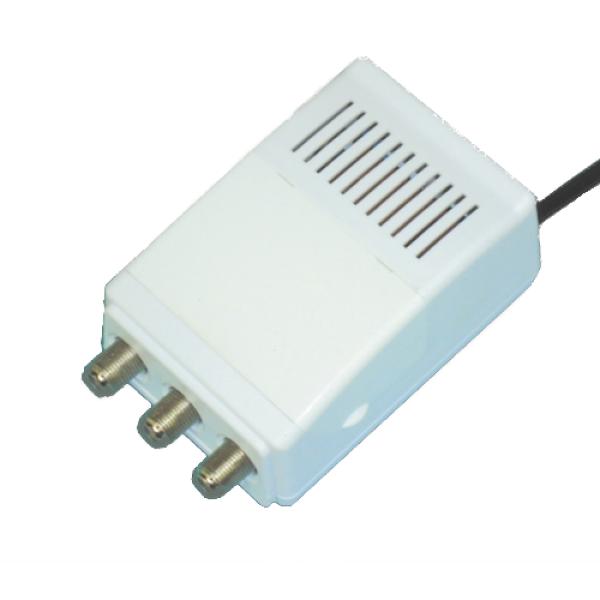 MISTRAL PS-100F Tροφοδοτικό ενισχυτή κεραίας με ακροδέκτες 12VDC 50mA (0555) 1