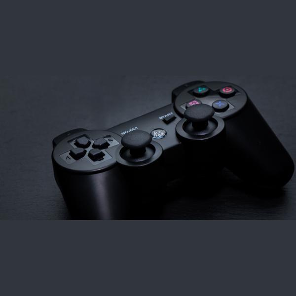 ZEROGROUND SAITO Ασύρματο Gamepad για PC/PS3 Επαναφορτιζόμενο GP-1200BT 1