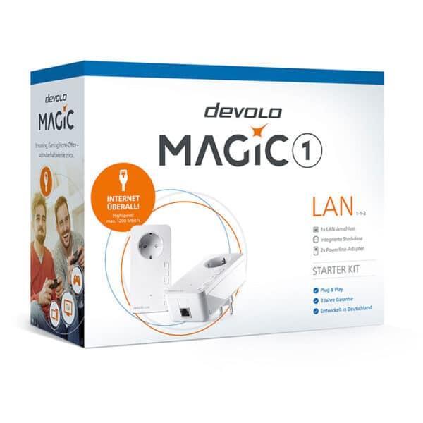 DEVOLO Magic 1 LAN Powerline 5