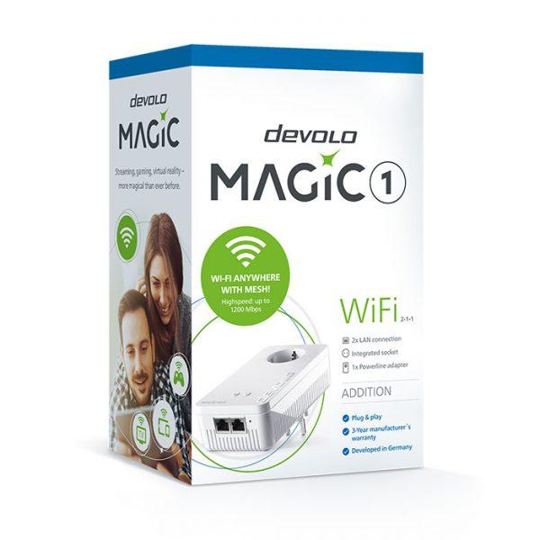 DEVOLO Magic 1 WiFi 2-1-1 Powerline 4