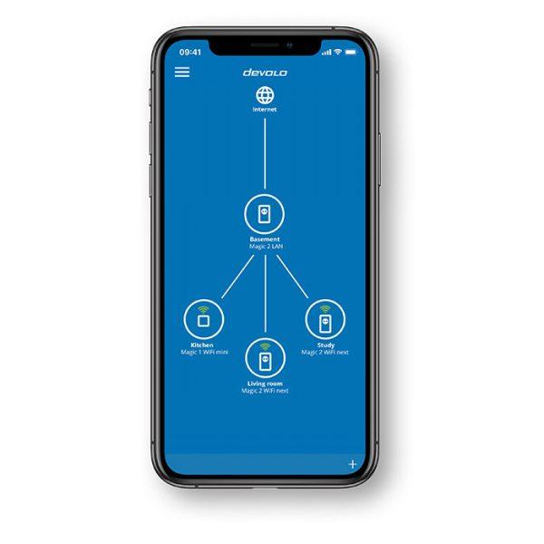 DEVOLO Powerline Magic 1 WiFi mini 3