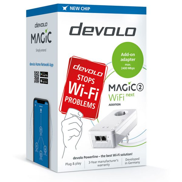 DEVOLO Magic 2 WiFi Next Powerline 2