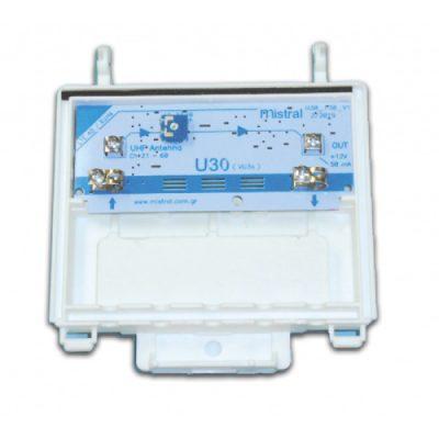 MISTRAL U30 (VU3s) Ενισχυτής Ιστού 30dB (214001)
