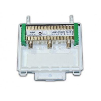 MISTRAL VU3sF30 Ενισχυτής κεραίας 30dB με φίλτρο LTE