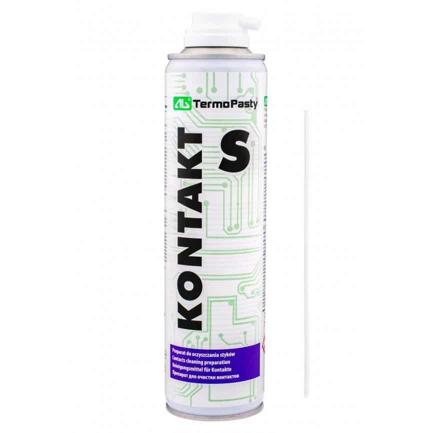 TermoPasty Spray καθαρισμού επαφών χωρίς λάδι 300ml AGT-009