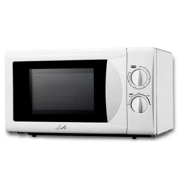 LIFE Microwave 20A Φούρνος μικροκυμάτων 20L, 700W.
