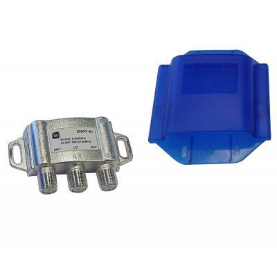 DIGIVIEW DV07-01 Combiner ANT/SAT Εξωτερικού χώρου