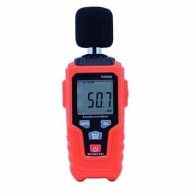 HONEYTEK HK850 Όργανο μέτρησης στάθμης ήχου 30dB - 130dB