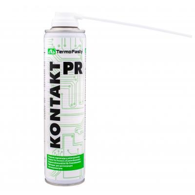 TermoPasty Spray καθαρισμού επαφών με λάδι 300ml AGT-008