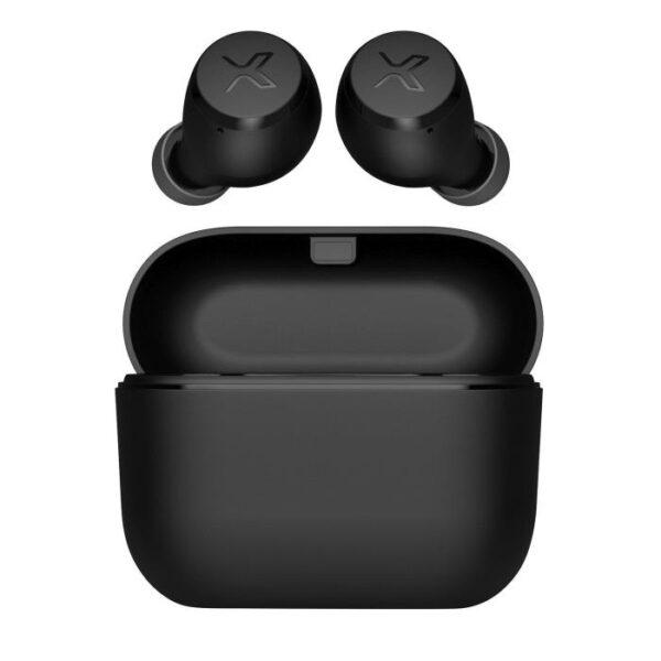 EDIFIER x3 True Wireless Stereo Earbuds Bluetooth v5.0 aptX, Black 1