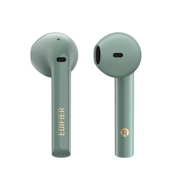 EDIFIER TWS200 True Wireless Stereo Earbuds Bluetooth v5.0 aptX, Midnight Green 2