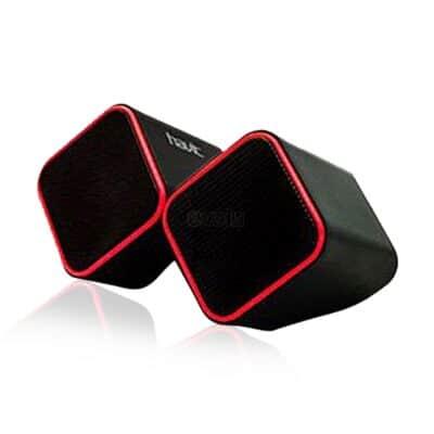 HAVIT HV-SK473 Speakers USB 2.0 2x3W Red