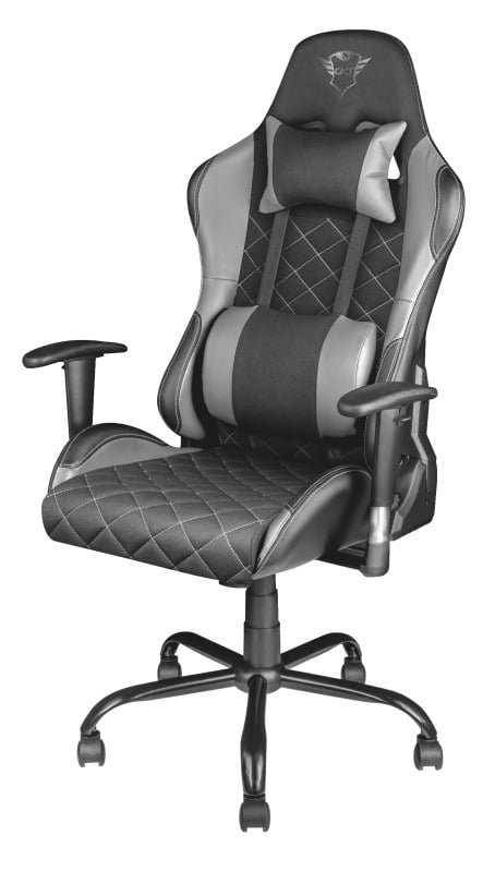 TRUST GXT 707 Resto Gaming Chair Γκρι