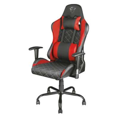 Trust GXT 707R Resto Gaming Chair Κόκκινη (22692)