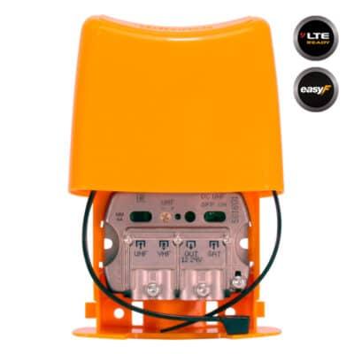 TELEVES 561601 NanoKom Ενισχυτής Ιστού LTE UHF/VHF/SAT