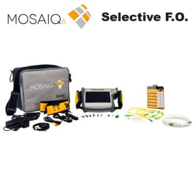 TELEVES 596111 MOSAIQ6 Αναλυτής φάσματος DVB-T/T2/S/S2/C + CI + FO SEL. + BAG