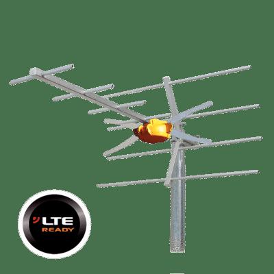 TELEVES Εξωτερική Κεραία UHF YAGI LTE 7dB 802440
