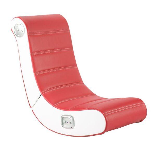 X-Rocker Play 2.0 Floor Gaming Chair Kόκκινο