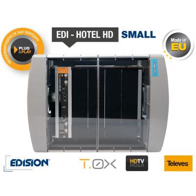 TELEVES EDI-HOTEL HD Small Modular Headend