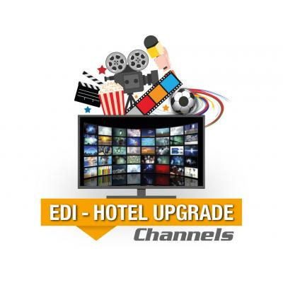 TELEVES EDI-HOTEL UPGRADE CHANNELS