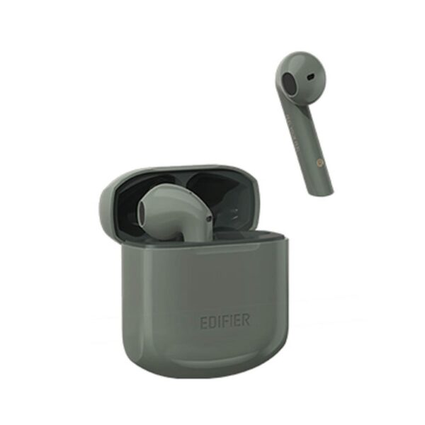 EDIFIER TWS200 True Wireless Stereo Earbuds Bluetooh v5.0 aptX, Midnight Green