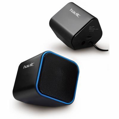 HAVIT HV-SK473 Speakers USB 2.0 2x3W Blue