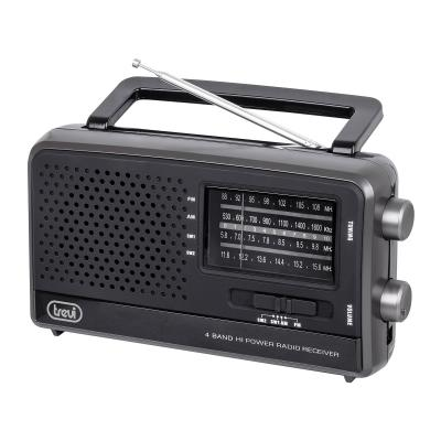 TREVI Ραδιόφωνο FM/MW/SW1/SW2 Ρεύματος & Μπαταρίας MB746W